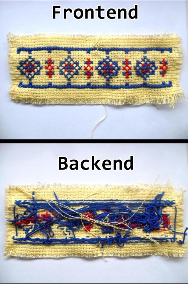 Frontend & Backend