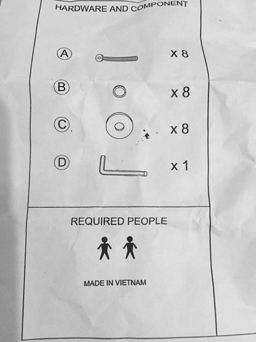 Required people | Made in Vietnam