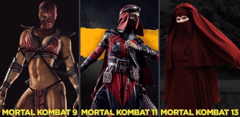 Mortal Kombat (MK)